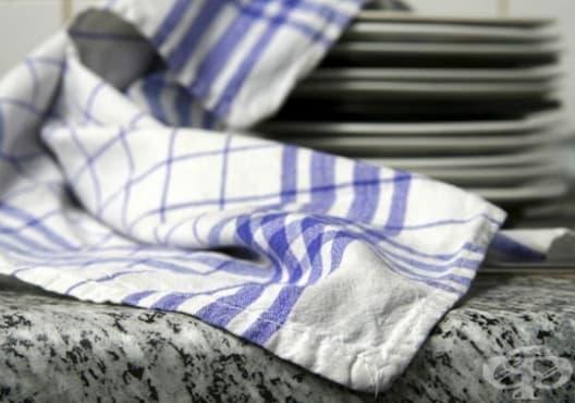 Защо трябва да перете кърпите по-често, отколкото си мислите? - изображение
