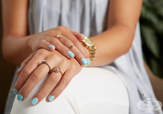 Заздравете ноктите с лимон и арганово масло - изображение