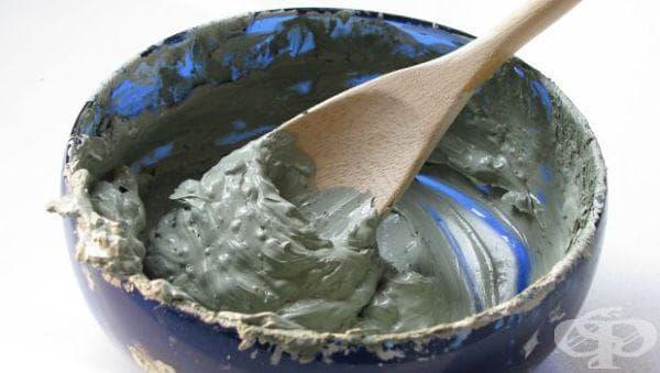 Заличете целулита със зелена глина - изображение