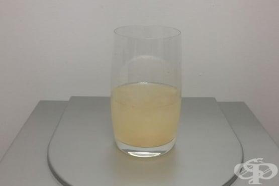 При запек пийте зелева чорба на гладно - изображение