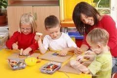 Адаптация на децата в детската ясла и градина - изображение