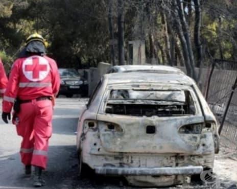 БЧК подпомага пострадалите в Гърция с 3000 евро - изображение