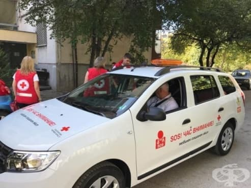 """Десетки възрастни са се възползвали от проекта """"Мобилен социален екип"""" - изображение"""