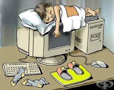 Как да не бъдем работохолици - изображение
