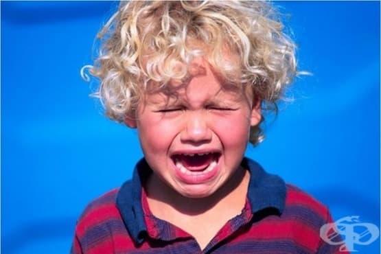 Как да се справим с агресивното поведение на детето - изображение
