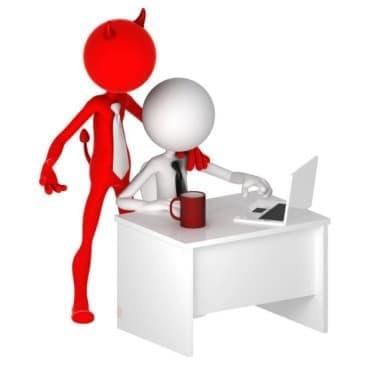 Как да установим, че сме подложени на морален тормоз на работното място - изображение