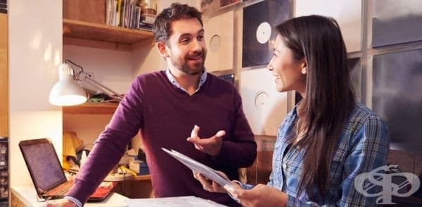 Как да проведем лесно разговор - изображение