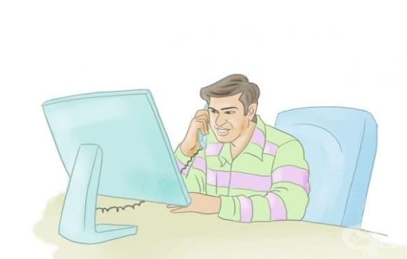 Какво може да ни попречи да водим служебен телефонен разговор?  - изображение