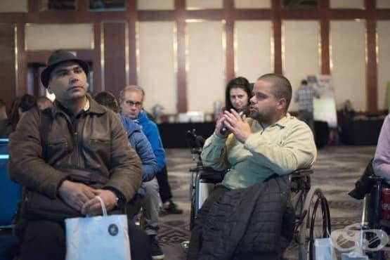 """Кариерният форум """"Равенството значи повече"""" даде шанс на хора с увреждания - изображение"""
