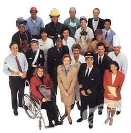 Категории трудоспособност - изображение