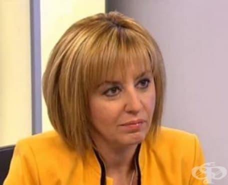 """Мая Манолова постави началото на кампанията """"Без такси в детските градини"""" - изображение"""