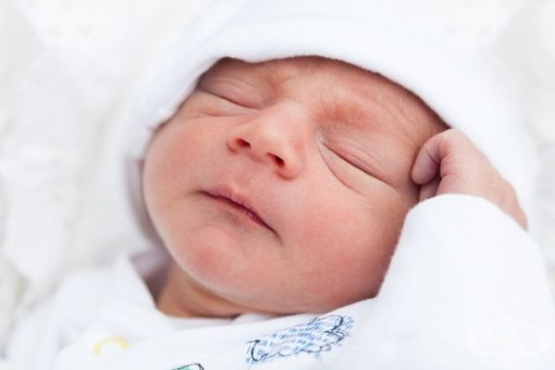 Процедура по регистрация на новородени - изображение