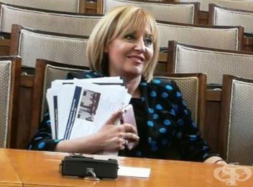 Омбудсманът представи пред парламента доклада за дейността си през 2018 г.  - изображение