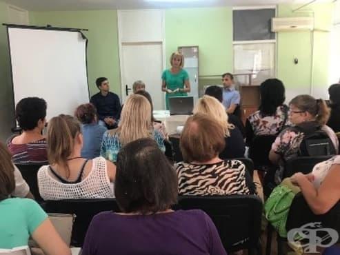 Омбудсманът се срещна с хората с увреждания от Пазарджик - изображение