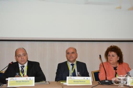 Посветиха национална конференция на работата с опасни вещества - изображение