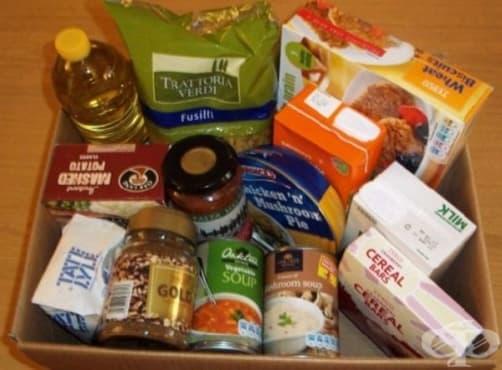 Старт на втория транш от раздаването на пакети храни за 2018 г. - изображение