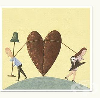 Получаване на месечни помощи за деца на разведени родители - изображение