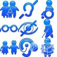 Видове помощи за лица с над 90% трайно намалена работоспособност - изображение