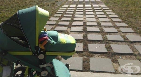 Път за бебешки колички в София – една полезна инициатива, организирана от група майки във фейсбук  - изображение