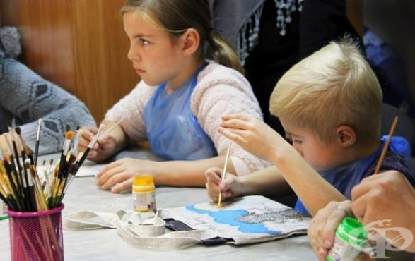 """Севастополската организация """"Специални деца"""" учи на бизнес деца с увреждания и техните родители - изображение"""