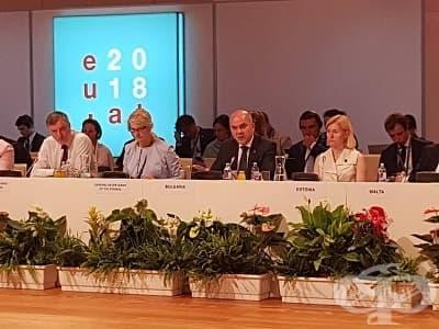 Съветът по заетост и социална политика на ЕС заседава във Виена - изображение