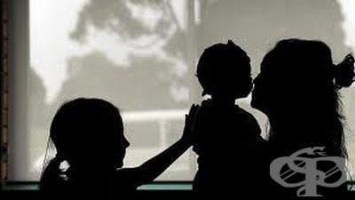 Социален статус на родителите. Вдовство. - изображение