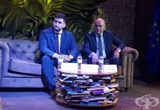 Социалният министър представи на форум състоянието на пазара на труда - изображение