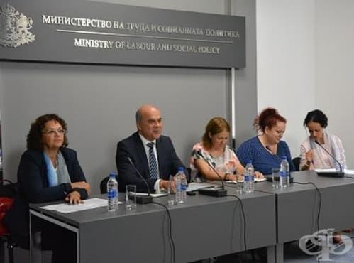 Министър Бисер Петков представи промените в проектозакона за социалните услуги - изображение