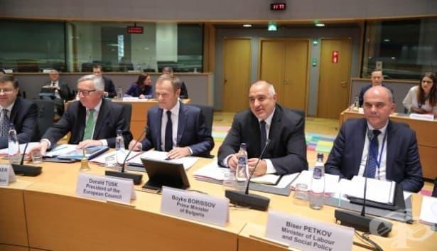 Иновациите и социалната справедливост са в основата на дългосрочната финансова рамка на ЕС - изображение