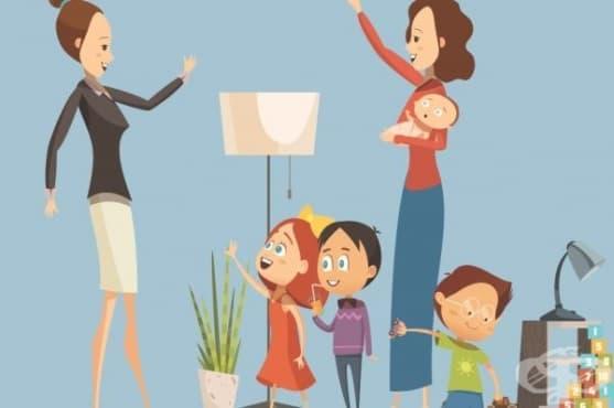 Старт на подновения прием на документи за осигуряване на детегледачи - изображение