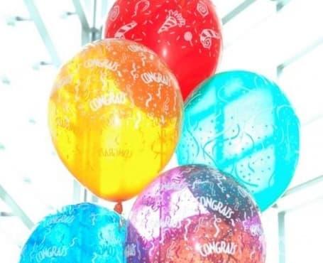 Тийм билдинг игри: с балон  - изображение