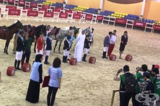 Три медала за българските ездачи от световните игри на Спешъл Олимпикс - изображение