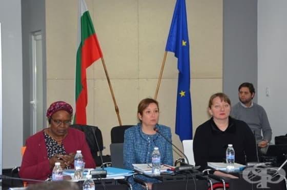 УНИЦЕФ и МТСП ще продължат сътрудничеството си в сферата на социалните услуги - изображение