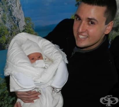 Виктор Маринов за личната борба на родителите на децата с тежки хемангиоми - изображение