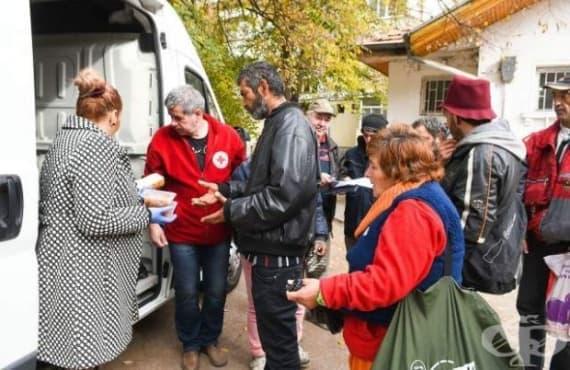 Храна на бездомните ще раздават в Пловдив до края на годината - изображение