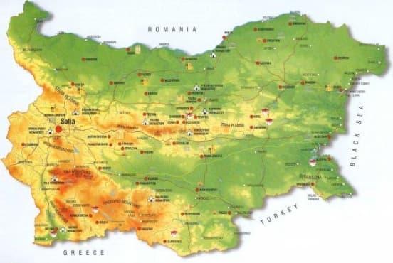 Български общини с най-много жители, обгрижвани от един зъболекар и лекар - изображение