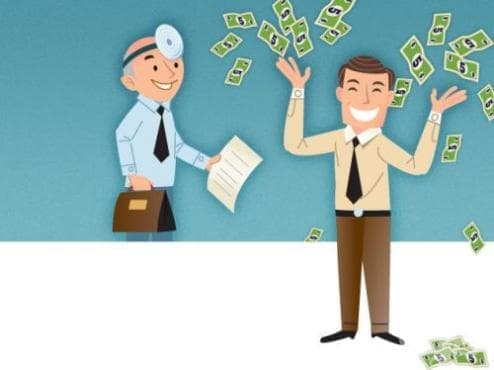 Здравни застраховки - изображение