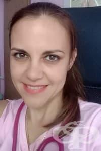 Д-р Деница Божидарова - изображение