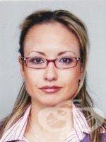 д-р Ирена Христова Георгиева - изображение