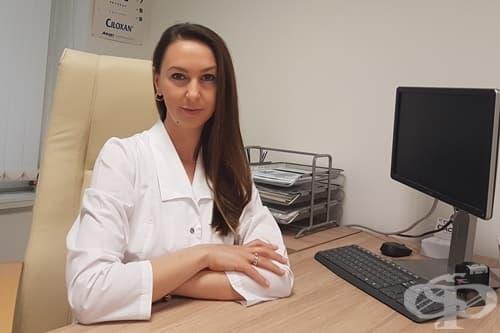 Д-р Ана Николова - изображение