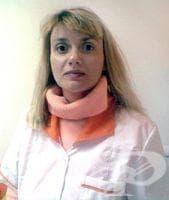 д-р Мария Григорова Илиева - изображение