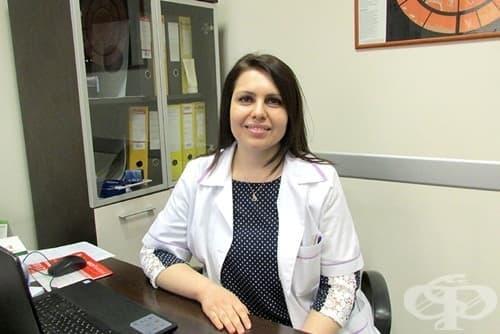 д-р Антоанета Събева Събева - изображение