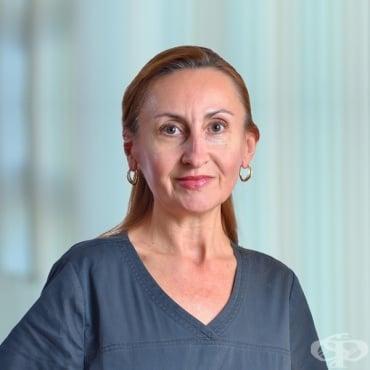 Д-р Анна Димитрова Белчева - изображение