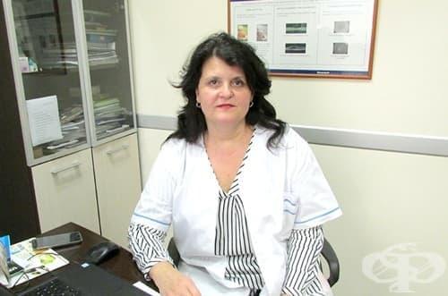 д-р Нели Величкова Бодурова - изображение