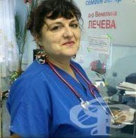 д-р Венелина Георгиева Лечева-Шишманова - изображение