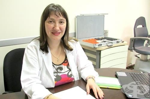 д-р Ивелина Йорданова Питакова - изображение