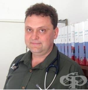 д-р Детелин Христов Димов - изображение