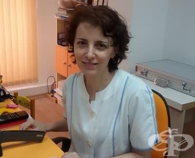 д-р Диана Люцканова Цветкова - изображение