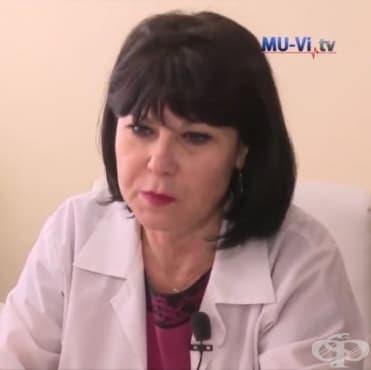 Доц. д-р Светла Василева Стайкова - изображение
