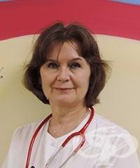 Доц. д-р Елена Николова Паскалева-Георгиева - изображение